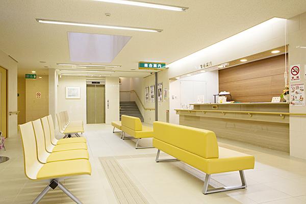 病院のウイルス除去・除菌施工
