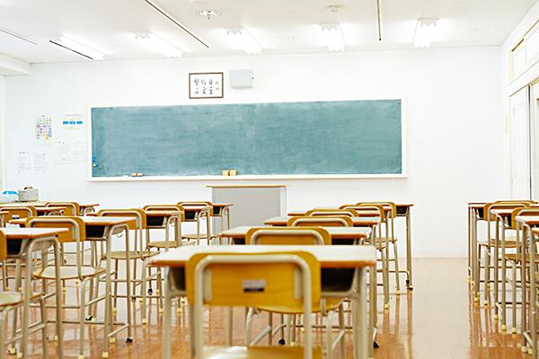 学校・幼稚園・保育園のウイルス除去・除菌施工